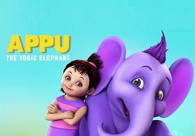 Appu – The Yogic Elephant